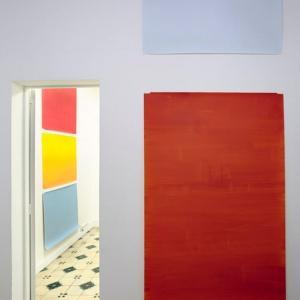 Paco Fernández. Vista de la exposición 2015