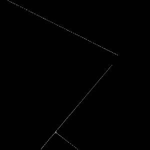 El margen perdido, 2017 (6 piezas) Dibujo con tinta pigmentada sobre papel de algodón. 30 x 30 cm 3